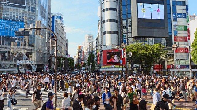 In Japan hat man als Ausländer oft mit unerwarteten Problemen zu tun.