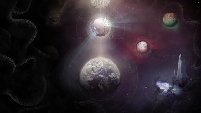 Verschlungen von der Dunkelheit: Vier Planeten sind erst einmal nicht mehr Teil von Destiny 2.