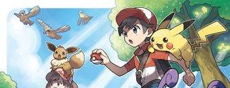 Pokémon - Let's Go: So findet ihr Shiny-Pokémon