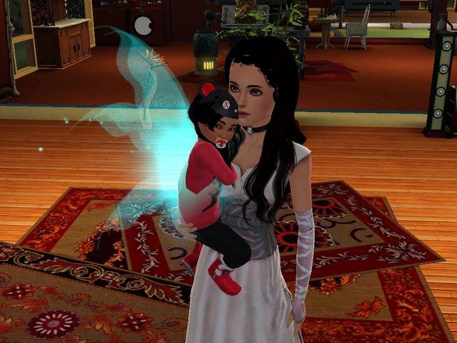 Dank dem Erweiterungspack Supernatural gibt es in Die Sims 3 sogar noch mehr Gestaltungsmöglichkeiten.