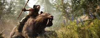 Far Cry - Primal: Zeitreise-Video entführt euch in mehrere Epochen