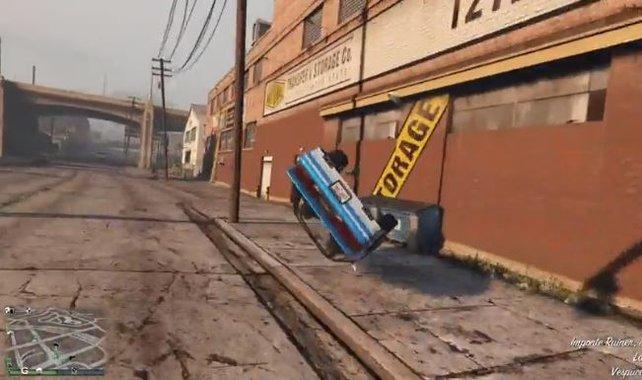 Reddit-User MrFoxer postete ein Video, das zeigt, dass die NPCs die wahren Gangster in GTA Online sein könnten.