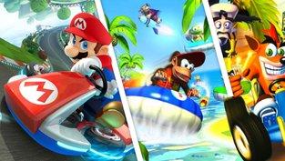 Es braucht mehr als nur Mario Kart
