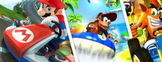 Kolumnen: Es braucht mehr als nur Mario Kart
