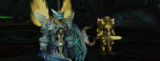 Panorama: World of Warcraft: Spieler bezwingt Raid-Boss nach acht Stunden