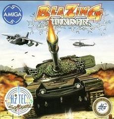 Blazing Thunder