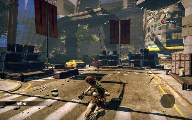 Bionic Commando enttäuschte mit fragwürdigem Design und einer haarsträubenden Geschichte.