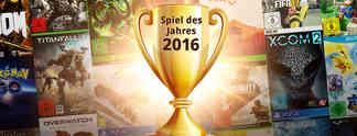 Specials: GOTY 2016 - Die Sieger der Wahl zum Spiel des Jahres stehen fest