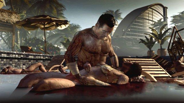 Dead Island kann einerseits sehr absurd, andererseits sehr erschütternd sein.
