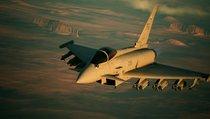 Vorstellung des Typhoon-Kampfjets