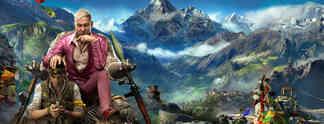 Vorschauen: Far Cry 4 - Im Himalaya lauert der Wahnsinn
