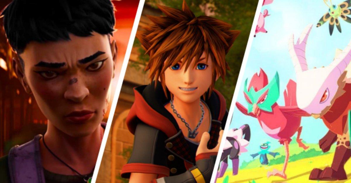 Releases | Kingdom Hearts 3, Temtem, Oddworld und mehr in dieser Woche