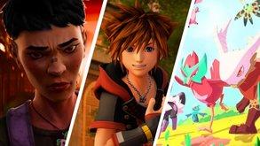 Kingdom Hearts 3, Temtem, Oddworld und mehr in dieser Woche