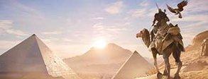 Assassin's Creed - Origins Gräber und Kieselglas finden