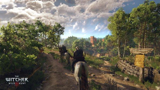 Mit Geralt von Riva auf der Jagd - das dauert noch bis Mai 2015.