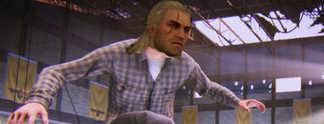Panorama: The Witcher 3: Geralt wird zum Profi-Skateboard-Fahrer