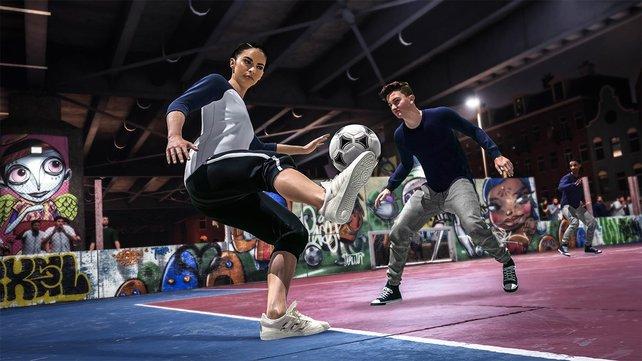 Kommt der Volta-Modus in FIFA 21 zurück?