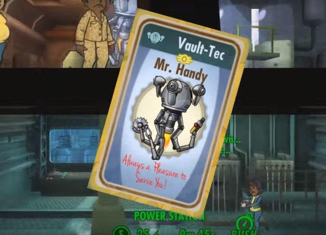 Fallout Shelter: Wir zeigen euch, wie ihr Mr. Handy freischalten werdet und verraten euch, ob ihr den kleinen Roboter auch finden oder reparieren könnt.