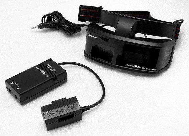 Wir können leider nicht beurteilen, ob die 3D-Brille des Famicoms ein eindrucksvolles Spielerlebnis liefert oder nicht. Aber selbst wenn - genutzt hat es ihr nicht.