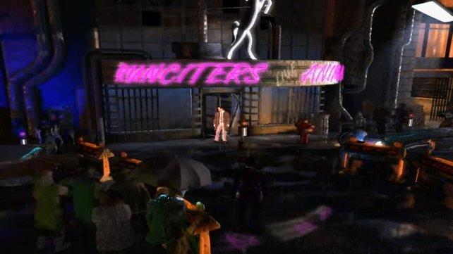 In Blade Runner müsst ihr als Agent Androiden jagen, die in der Gesellschaft untergetaucht sind.