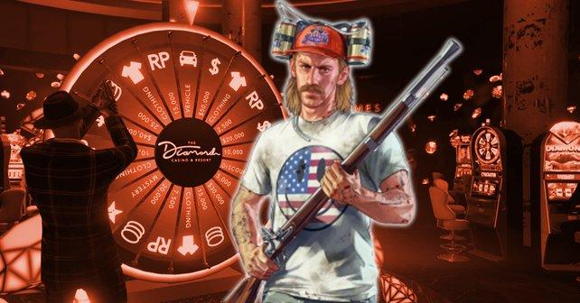 """Ein Spieler hat es geschafft, die zwei größten Preise im """"GTA Online""""-Casino abzuräumen - und das in nur 50 Sekunden."""