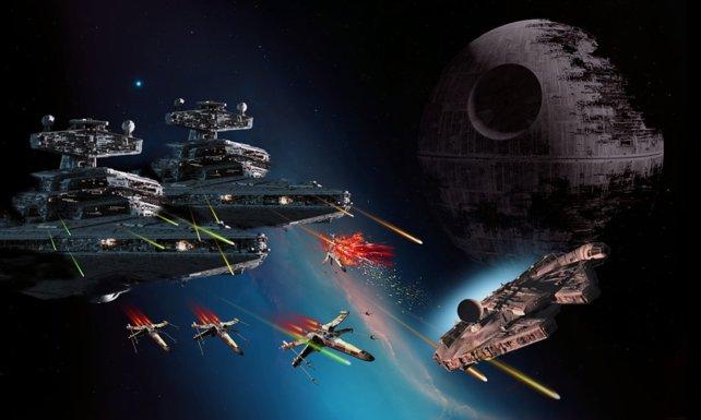 """Ubisoft arbeitet an einem neuen """"Star Wars""""-Spiel."""