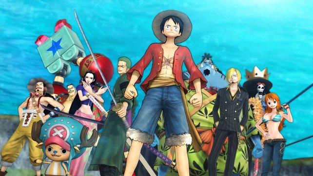 """Netflix hat eine """"One Piece""""-Realserie bestellt."""