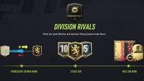 FIFA 21: Division Rivals: Alle Belohnungen und wann ihr sie einlösen könnt