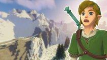 <span>Breath of the Wild in Minecraft?</span> Fan macht Zelda-Traum wahr