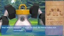 Lernt Melmetal kennen - Neuigkeiten aus der Meltan-Forschung!