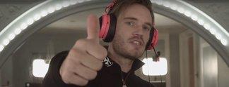 PewDiePie | 50.000-Dollar-Spende zurückgenommen