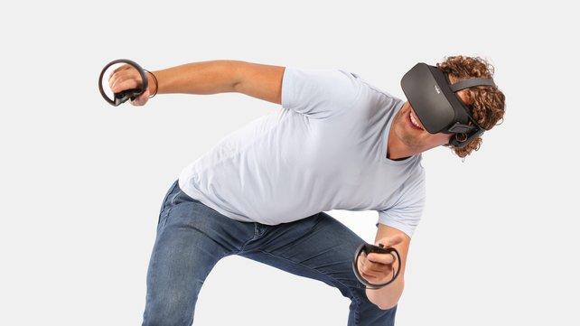 Die präzisen Touch Controller bringen deutlich mehr Bewegung ins Spiel.