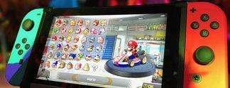 Nintendo Switch | Werden die Joy-Cons bald biegsam sein?
