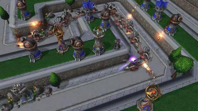 """Wenn ihr daran interessiert seid, in Warcraft 3: Reforged den """"Tower Defense""""-Modus zu spielen, dann lest diesen Guide in welchem wir euch die besten Maps für den Einstieg vorstellen."""