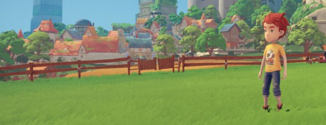 My Time at Portia: Stardew Valley in 3D? - Test