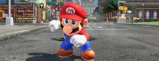 Super Mario Odyssey: Videomaterial zeigt neue Umgebungen