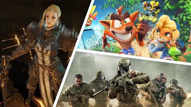 Activision will Mobile Games für alle eigenen Franchises entwicklen.