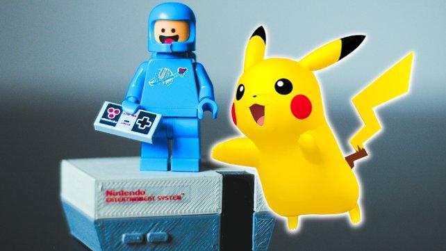 Pikachu und Lego haben gerade eins gemeinsam, sie liegen im Trend. Und zwar im absoluten Sammler-Trend. (Bildquelle: Unsplash/Hello I'm Nik.)