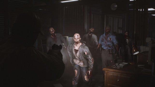 """In The Day Before sollt ihr mit anderen Spieler in einer Zombie-Apokalypse überleben - das gefundene Fressen für """"The Last of Us""""-Fans, die immer schon ein MMO haben wollten."""