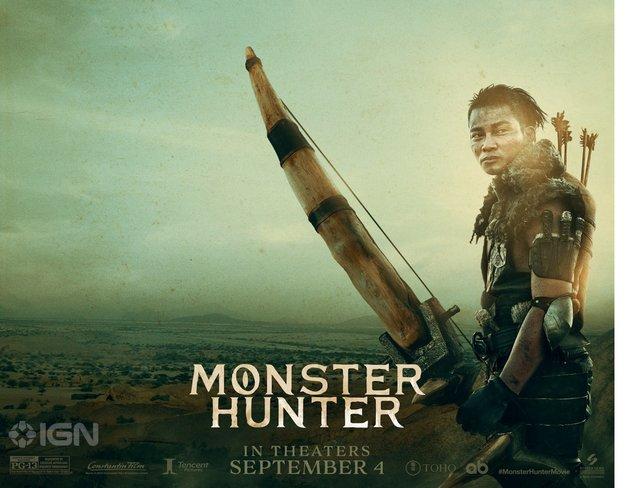 Tony Jaa als bisher namenloser Jäger. (Bildquelle: IGN)