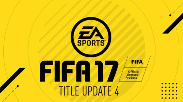Fifa 17 Patch 1.05: Alle Anpassungen von Fifa 17 im Überblick
