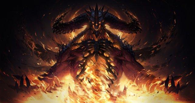 Diablo Immortal: Die Ankündigung ging gepflegt in die Hose.