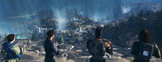 Fallout 76: Community entwirft Spielkarte basierend auf bisherigen Informationen