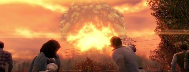 Die Bombe ist schon geplatzt!