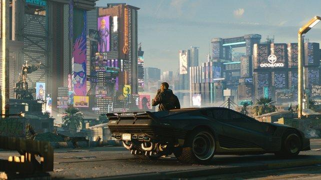 Nichts mit April: Cyberpunk 2077 benötigt noch ein wenig mehr Entwicklungszeit.