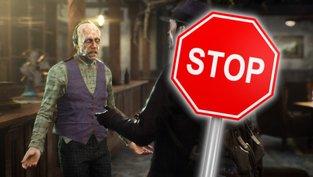 Horrorspiel auf Steam