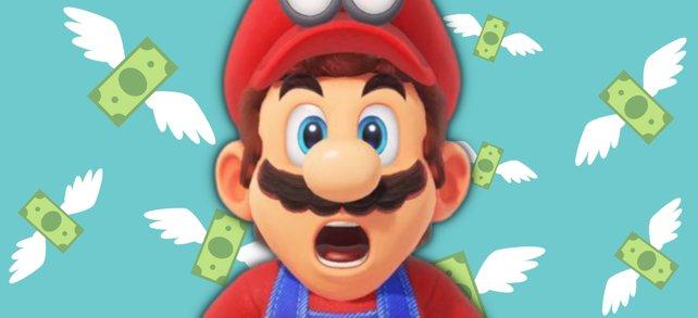 """Ein beliebtes """"Super Mario""""-Spiel sollte laut Fans kein Vollpreistitel sein. Bildquelle: Getty Images / nadia_bormotova"""