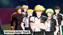 Offizielle Vorstellung der deutschen Junioren-Nationalmannschaft