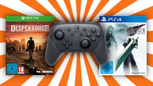 Sichert euch die Gamescom-Angebote bei MediaMarkt!