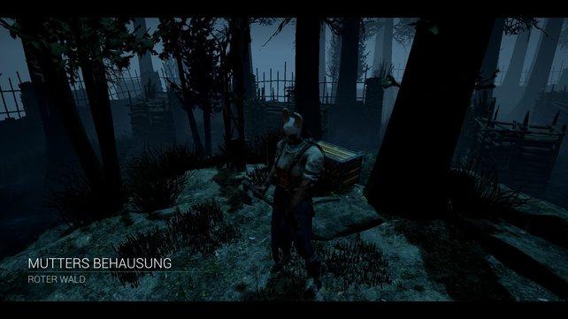 Auf der neuen Map findet ihr die Hütte, in der die Jägerin ihre Kindheit und ihr Leben verbracht hat.